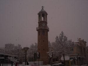 Συνεχίζονται  οι χιονοπτώσεις στην πόλη και στα χωριά των Γρεβενών
