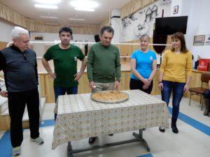 Κοπή πίτας από τον Σύλλογο Γρεβενιωτών Κοζάνης ο «ΑΙΜΙΛΙΑΝΟΣ»