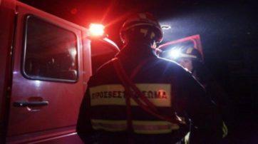 Γρεβενά: Ολονύχτια επιχείρηση Πυροσβεστικής και εκχιονιστικών για τη μεταφορά ασθενούς
