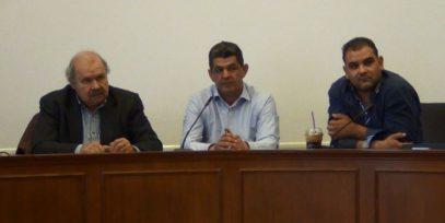 Συνεδρίαση του Διοικητικού Συμβουλίου της Πανελλήνιας Ομοσπονδίας Πρατηριούχων (Φωτογραφίες και Βίντεο)