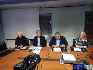 Πραγματοποιήθηκε συνέντευξη τύπου για την ενημέρωση των ενδιαφερομένων στο πλαίσιο του Μέτρου 19.2 «Τοπική Ανάπτυξη με πρωτοβουλία Τοπικών Κοινοτήτων (CLLD) – LEADER» ΠΑΑ 2014 -2020