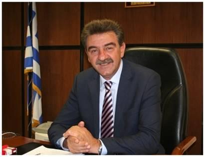 Συγχαρητήρια στον Χρήστο Κοτίτσα από τον Αντιπεριφερειάρχη κ. Δασταμάνη