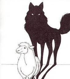 Βάλε το λύκο να σου φυλάει τα πρόβατα…