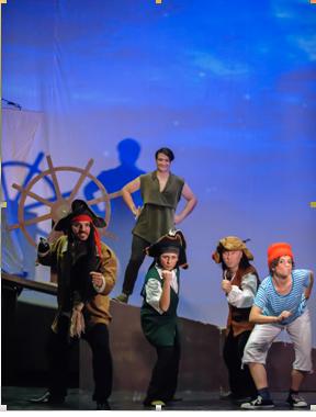Την Τετάρτη στο Καστράκι: Μία μοναδική παράσταση από το «Θέατρο του Βορρά»