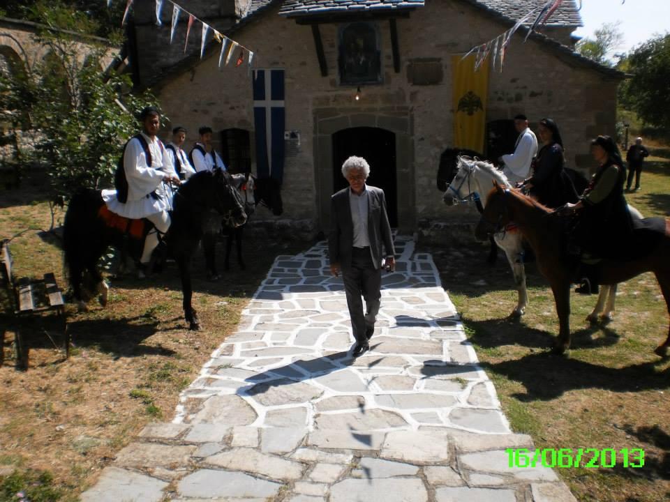Με μεγάλη επιτυχία πραγματοποιήθηκαν οι διήμερες εκδηλώσεις τιμής και μνήμης για τη μάχη του Σπηλαίου και τον αρχηγό της επανάστασης στη Δ. Μακεδονία, Θεόδωρο Ζιάκα