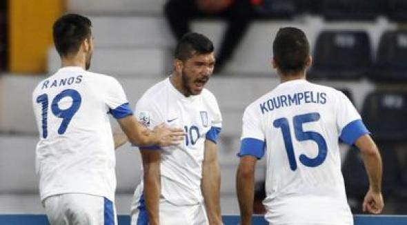 Ελλάδα – Παραγουάη στη ΝΕΤ