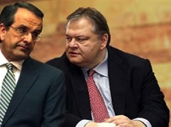 Η νέα κυβέρνηση ΝΔ – ΠΑΣΟΚ. Όλοι οι Υπουργοί, οι αναπληρωτές Υπουργοί και οι Υφυπουργοί