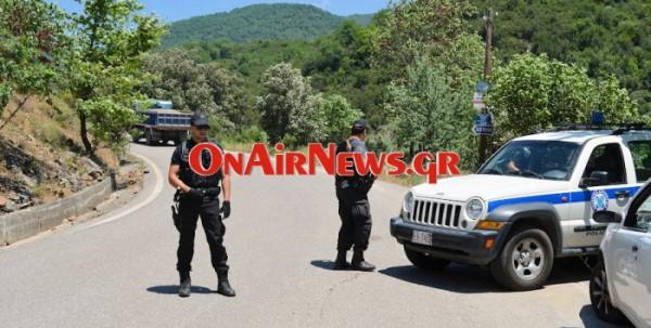 """""""Πόλεμος"""" στα βουνά για τους δραπέτες των Τρικάλων – Δύο κακοποιοί έπεσαν νεκροί από το άγριο πιστολίδι με τα ΕΚΑΜ"""