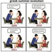 Greek evolution -Η φωτογραφία που σπάει ρεκόρ στο Facebook