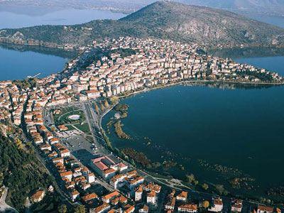 Λίμνη Καστοριάς: Εξοπλίζεται με συστήματα μέτρησης ποιότητας νερού