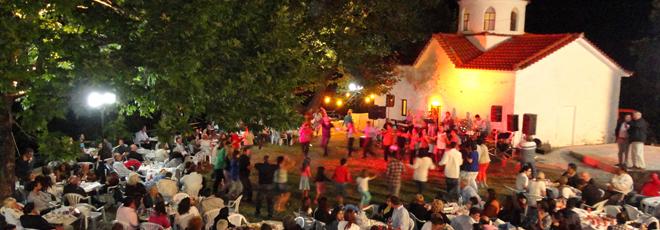 Χιλιάδες επισκέπτες στα χωριά των Γρεβενών για το 15 Αύγουστο