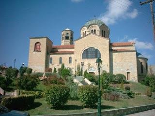 Διάρρηξη στον Ιερό Ναό Των Δώδεκα Αποστόλων στην Σιάτιστα
