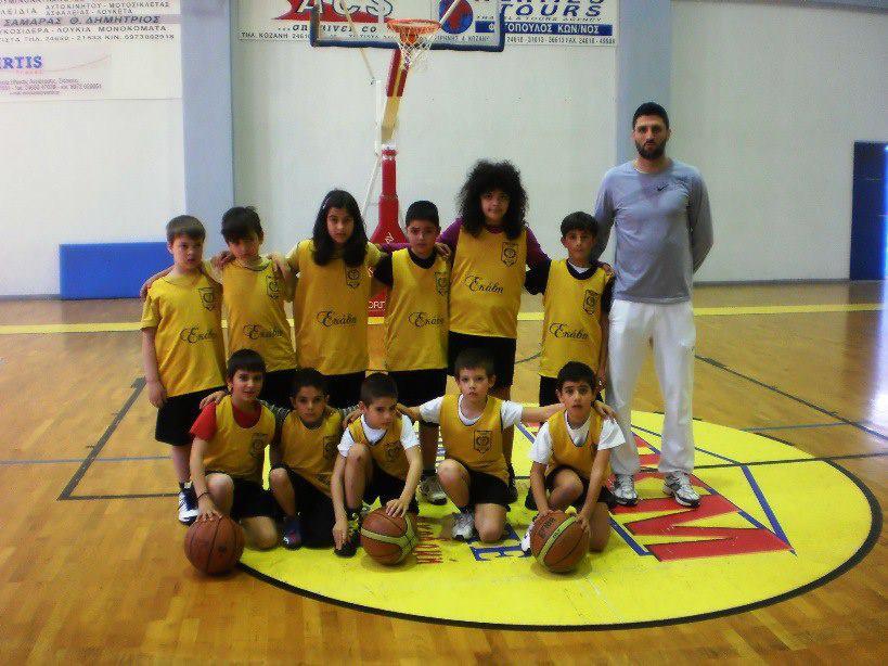 Ξεκινούν οι εγγραφές στις ακαδημίες μπάσκετ του Φ.Ο.Πρωτέα Γρεβενών