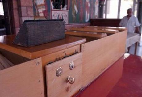 Συνελήφθη 31χρονος που διέρρηξε τέσσερις εκκλησίες στα Γρεβενά