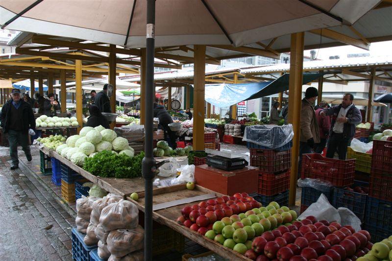 Την Τετάρτη 14 Αυγούστου η Λαϊκή αγορά στα Γρεβενά