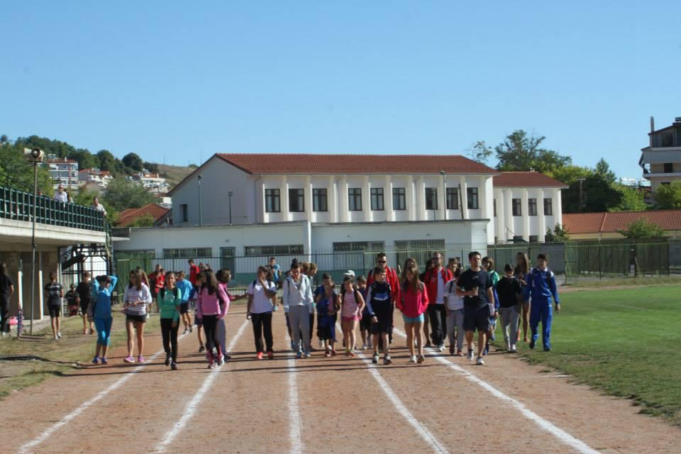 Γ.Σ Γρεβενών: Διασυλλογικοί αγώνες στίβου – Φιλικά παιχνίδια έδωσε η ομάδα βόλεϊ γυναικών