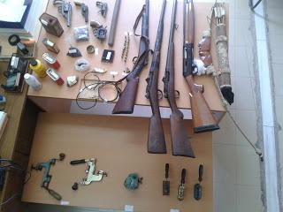 Σύλληψη αλλοδαπού στον Αετό Φλώρινας για διάθεση προϊόντων εγκλήματος