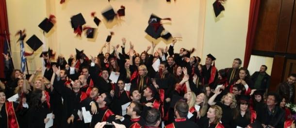 Και διδακτορικό από το ΤΕΙ Δυτ. Μακεδονίας – Τo πρώτο ΤΕΙ στην Ελλάδα που θα απονείμει διδακτορικά διπλώματα