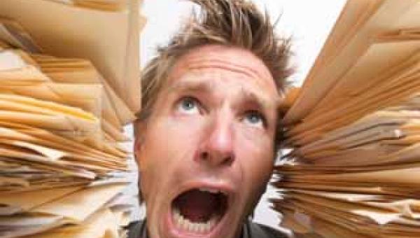 Όταν η δουλειά μας βγάζει νοκ άουτ! Σύνδρομο burnout