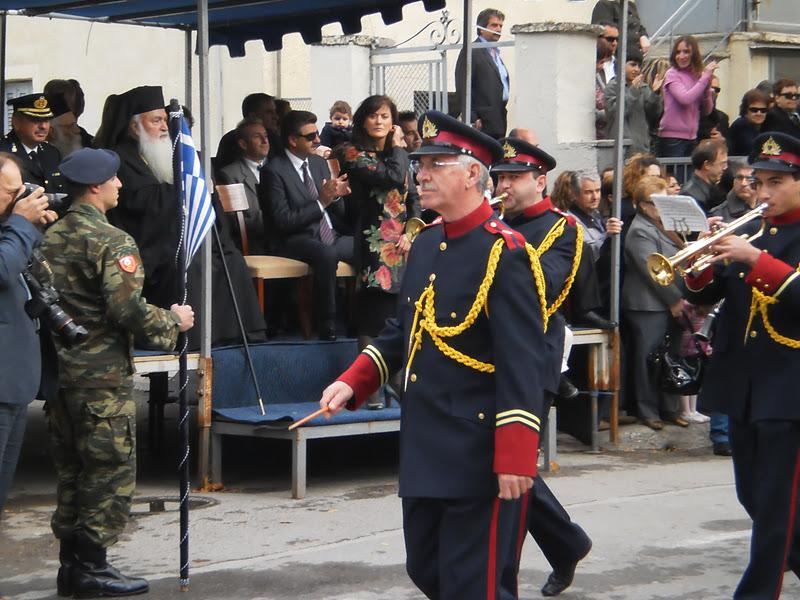 Η Περιφέρεια, ο Δήμος Γρεβενών, η Φιλαρμονική του Δήμου και η παρέλαση της 28ης Οκτωβρίου με μουσική κασέτα!!!