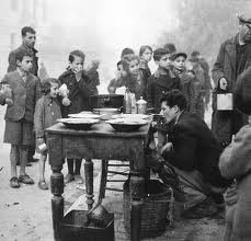 Στιγμιότυπα από την Κατοχή και τον εμφύλιο σπαραγμό μετά το 1940…