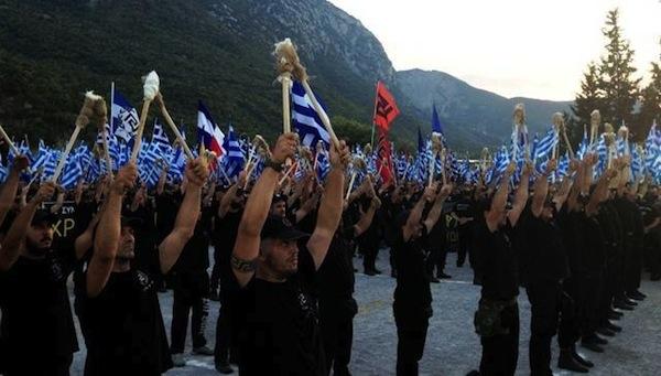 Οι δομές του νεοφασισμού Οι Έλληνες Πολίτες δεν ξεχνούν. *Του Μιχάλη Χαραλαμπίδη