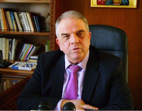 Χαιρετισμός του  Αντιπεριφερειάρχη Περιφερειακής Ενότητας Κοζάνης Γιάννη Σόκουτη στην ημερίδα του Σωματείου «ΔΕΗ Σπάρτακος» και της ΔΕΗ ΑΕ: «Ο Ενεργειακός Σχεδιασμός της χώρας και η ανταγωνιστικότητα του λιγνίτη»