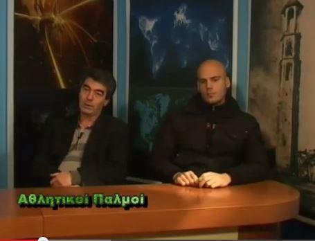 """Συνέντευξη του ορθοπεδικού και προέδρου της ομάδας μπάσκετ """"κεραυνός"""" αγίου Γεωργίου κ. Γεώργιου Δρόσου στο super28"""