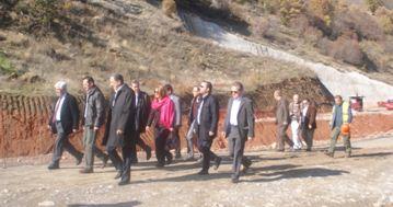Επίσκεψη του Υπουργού Αγροτικής Ανάπτυξης στην Καστοριά