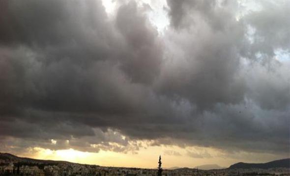 Έρχεται νέο κύμα κακοκαιρίας – Ισχυρές βροχές και καταιγίδες
