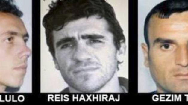 Συνελήφθη και ο τρίτος Αλβανός δραπέτης των φυλακών Κορυτσάς
