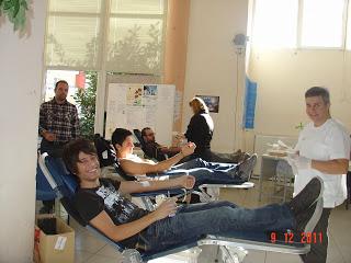 Αιμοδοσία με το ΑΕΙ Δυτικής Μακεδονίας την Τρίτη 12 Νοεμβρίου