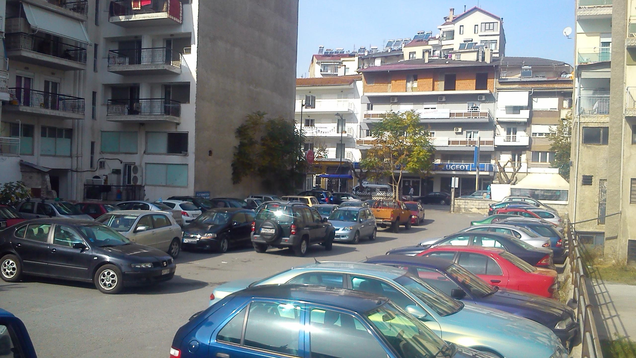 Δυναμική αντίδραση από την Ένωση Αστυνομικών Υπαλλήλων Γρεβενών – Αντί Αστυνομικό Μέγαρο χώρος στάθμευσης