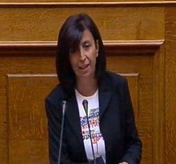 Δήλωση της Ευγενίας Ουζουνίδου, βουλευτή του ΣΥΡΙΖΑ Π.Ε. Κοζάνης, εν όψει της πανεργατικής απεργίας της 6ης Νοεμβρίου