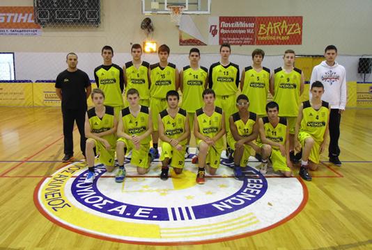 Άνετη  νίκη για την παιδική  ομάδα του Πρωτέα επι του Α.Σ.Καστοριάς