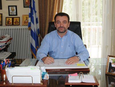 Ευχές του  Δημάρχου Δεσκάτης Νίκου Μίγκου για το νέο έτος