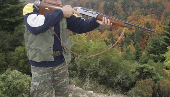 Απαγορεύεται προσωρινά το κυνήγι για όλα τα είδη των θηραμάτων