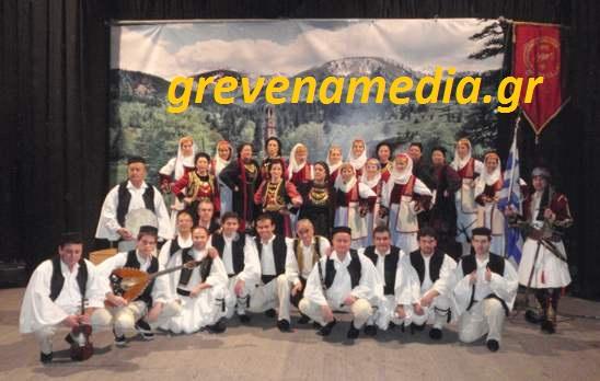Εκδήλωση Δημοτικής μουσικής στο κέντρο πολιτισμού Γρεβενών