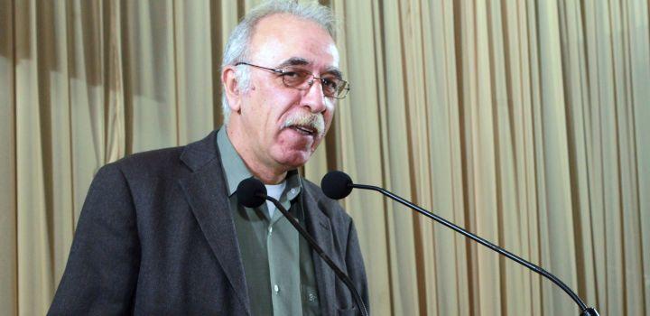 Ομιλία του Γενικού Γραμματέα του ΣΥΡΙΖΑ, Δημήτρη Βίτσα στις 20:00 στο Εργατικό Κέντρο Γρεβενών