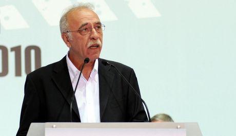 Ο Γενικός Γραμματέας του ΣΥΡΙΖΑ Δ.Βίτσας στα Γρεβενά