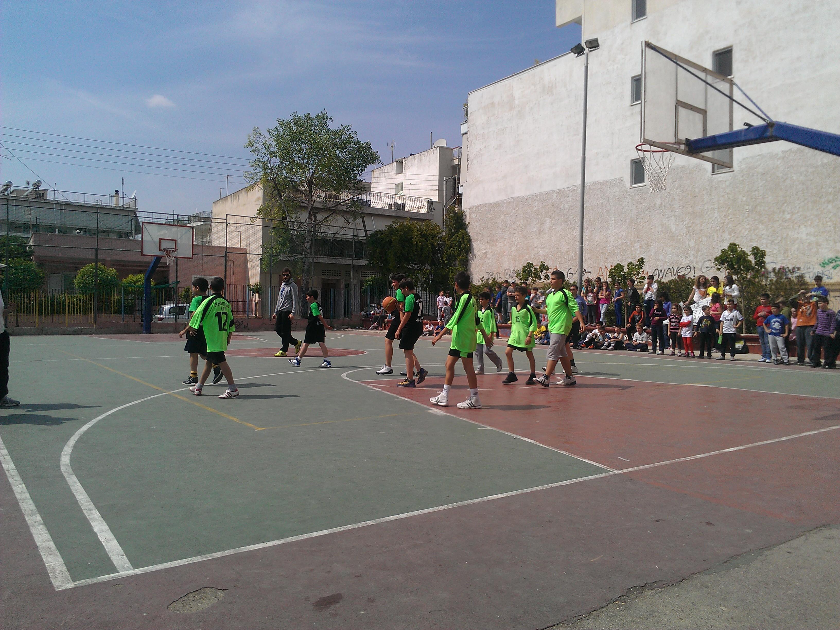 Γρεβενά: Αγώνες ΄΄ΑθλοΠΑΙΔΕΙΑΣ΄΄  Δημοτικών σχολείων στην Καλαθοσφαίριση