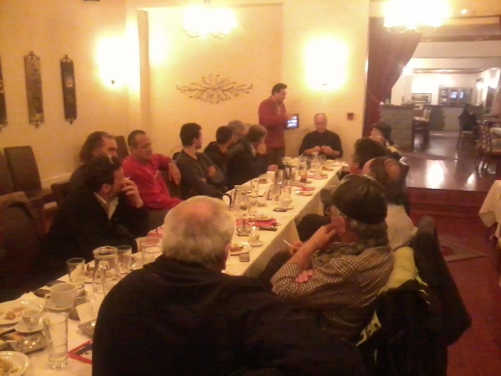 Οι ορεινοί ξενοδόχοι συναντήθηκαν στην Αλατόπετρα