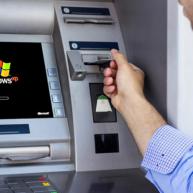 Ο θάνατος των Windows XP, επηρεάζει την ασφάλεια των ATM.