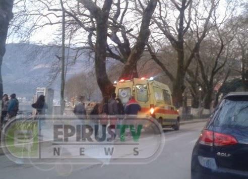 Μαθητής έπεσε στην παγωμένη λίμνη των Ιωαννίνων – Αγωνία σε σχολική εκδρομή