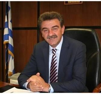 Ο Γιώργος Δασταμάνης υποψήφιος αντιπεριφερειάρχης στις ερχόμενες εκλογές