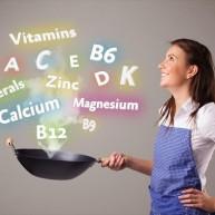 Πώς να διατηρείτε τα θρεπτικά συστατικά των τροφών κατά το μαγείρεμα