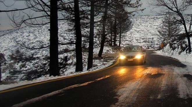 ΄΄ΕΓΝΑΤΙΑ ΟΔΟΣ Α.Ε.΄΄ : Αναμένονται ισχυρές βροχοπτώσεις και καταιγίδες στα τμήματα της Εγνατία Οδού στη Δυτική Μακεδονία και στην Ήπειρο
