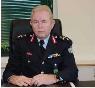 Προήχθη στο βαθμό του υποστρατήγου ο Γενικός Αστυνομικός Διευθυντής Περιφέρειας Δυτικής Μακεδονίας Ηλίας Στεφανής