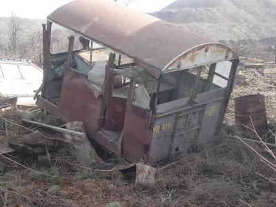 Τέλος εποχής για την ιστορική σιδηροδρομική γραμμή Αμυνταίου – Κοζάνης (Φώτο)
