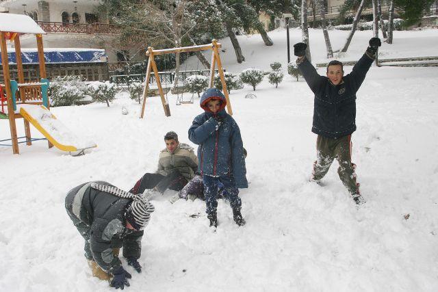 Στις 9:30 θα ανοίξουν τα σχολεία στα Γρεβενά την Τετάρτη 29 Ιανουαρίου